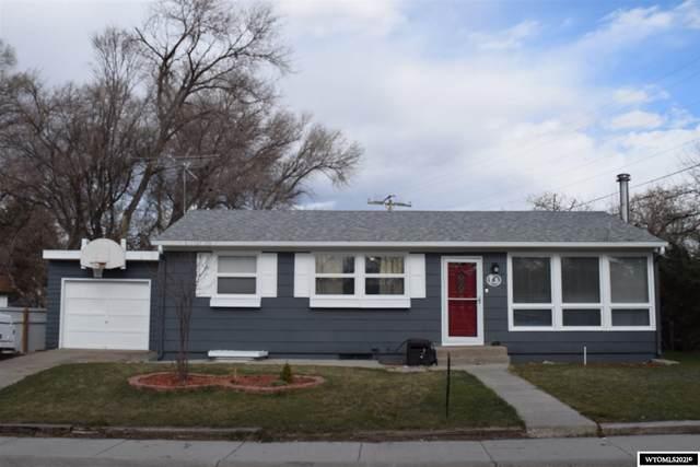 6 Shannon Drive, Glenrock, WY 82637 (MLS #20211865) :: Lisa Burridge & Associates Real Estate