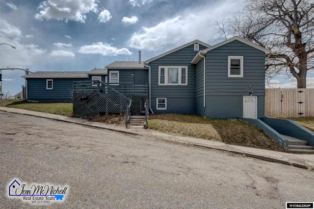 937 E 11th Street, Casper, WY 82601 (MLS #20211866) :: Lisa Burridge & Associates Real Estate
