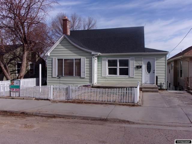 1119 Vermont Street, Rock Springs, WY 82901 (MLS #20211874) :: Broker One Real Estate