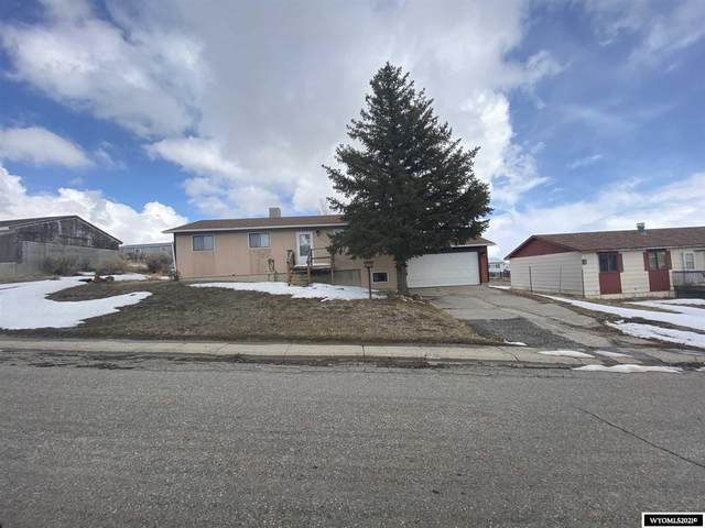 1013 Feldspar, Hanna, WY 82327 (MLS #20211877) :: Lisa Burridge & Associates Real Estate