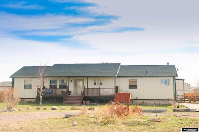 121 Lariat Drive, Mountain View, WY 82939 (MLS #20211878) :: Lisa Burridge & Associates Real Estate