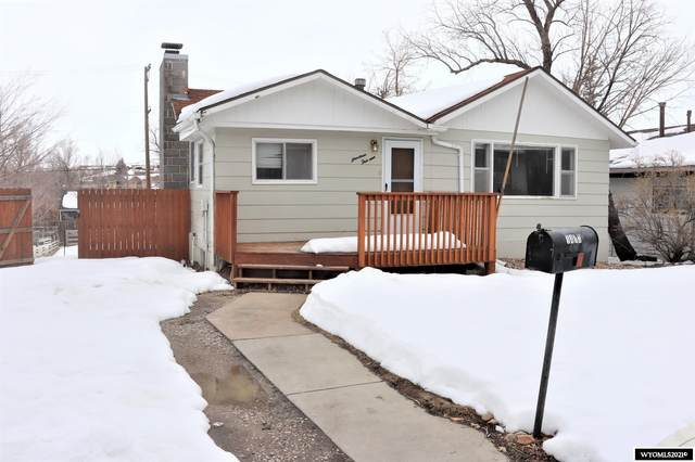 1413 S Elk Street, Casper, WY 82601 (MLS #20211882) :: Lisa Burridge & Associates Real Estate