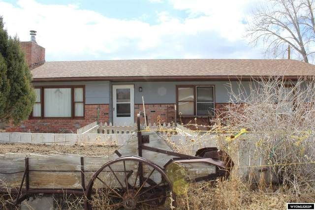 200 N Bryan Avenue, Kirby, WY 82430 (MLS #20211893) :: Lisa Burridge & Associates Real Estate