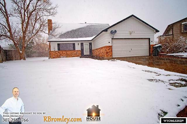6574 Pine Creek Place, Casper, WY 82604 (MLS #20211895) :: Lisa Burridge & Associates Real Estate