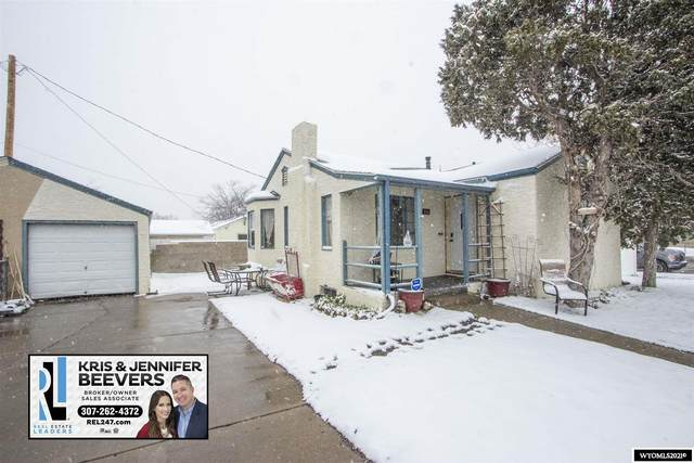 1640 E 1st Street, Casper, WY 82601 (MLS #20211896) :: Lisa Burridge & Associates Real Estate