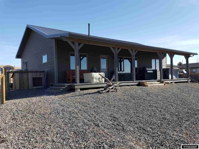 625 Mountain View Drive, Dubois, WY 82513 (MLS #20211897) :: Broker One Real Estate