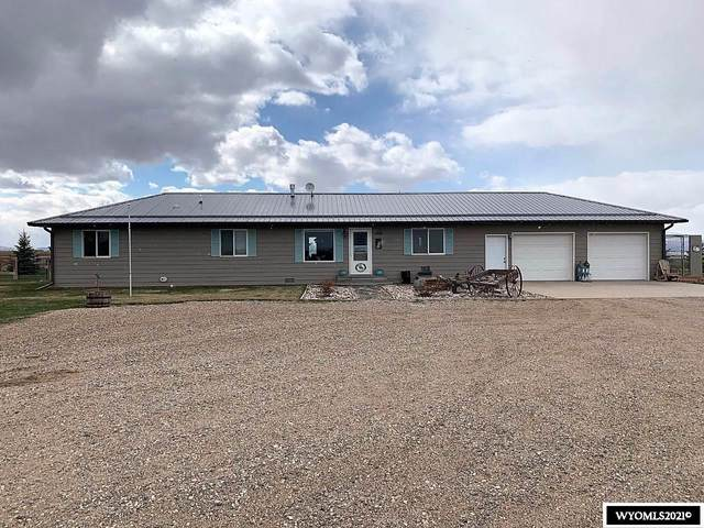 33 Cascade Trail, Wheatland, WY 82201 (MLS #20211899) :: RE/MAX Horizon Realty