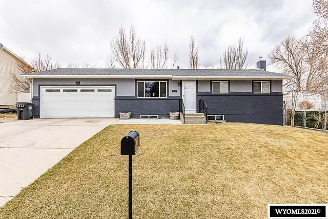 1040 Oak Way, Rock Springs, WY 82901 (MLS #20211905) :: Lisa Burridge & Associates Real Estate
