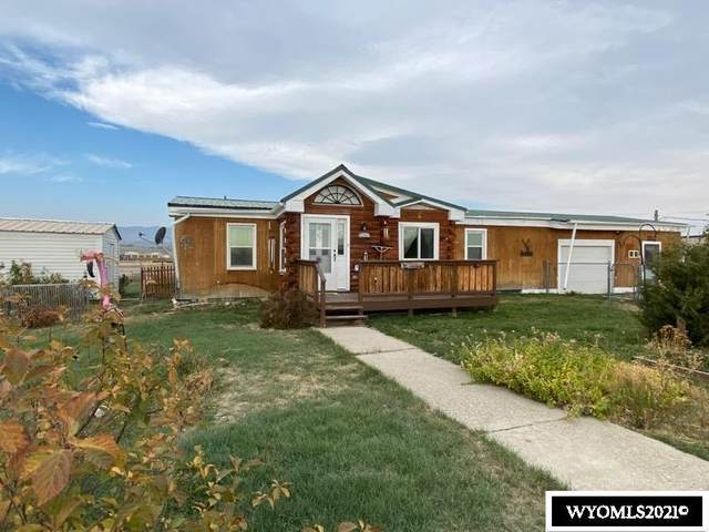 59 Circle S Court, Lander, WY 82520 (MLS #20211909) :: Lisa Burridge & Associates Real Estate