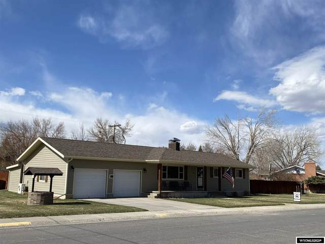 845 S 7th Street, Lander, WY 82520 (MLS #20211910) :: Lisa Burridge & Associates Real Estate