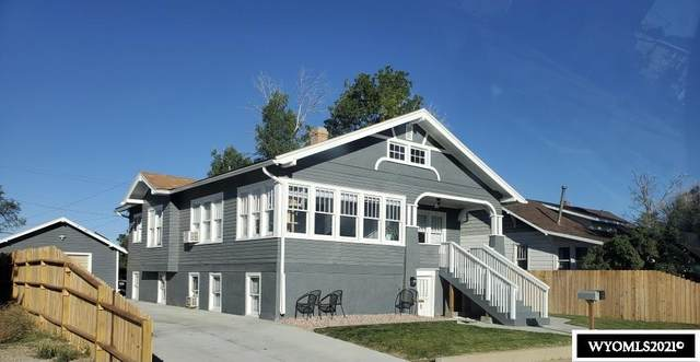 244 N Jefferson, Casper, WY 82604 (MLS #20211916) :: Lisa Burridge & Associates Real Estate