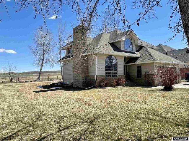 355 Mount Arter Loop, Lander, WY 82520 (MLS #20211919) :: Lisa Burridge & Associates Real Estate