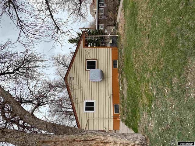 130 Warren Street, Thermopolis, WY 82443 (MLS #20211920) :: Lisa Burridge & Associates Real Estate