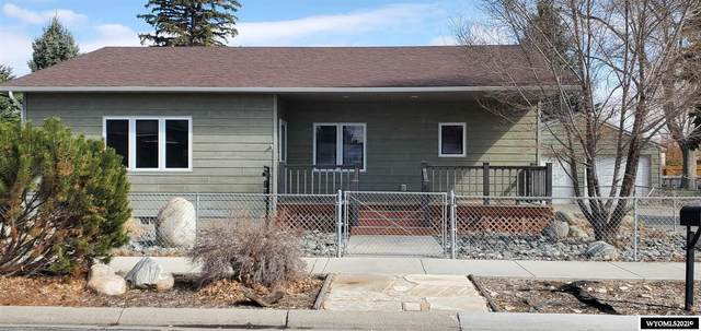 316 3rd Avenue S. Avenue, Greybull, WY 82426 (MLS #20211923) :: Lisa Burridge & Associates Real Estate