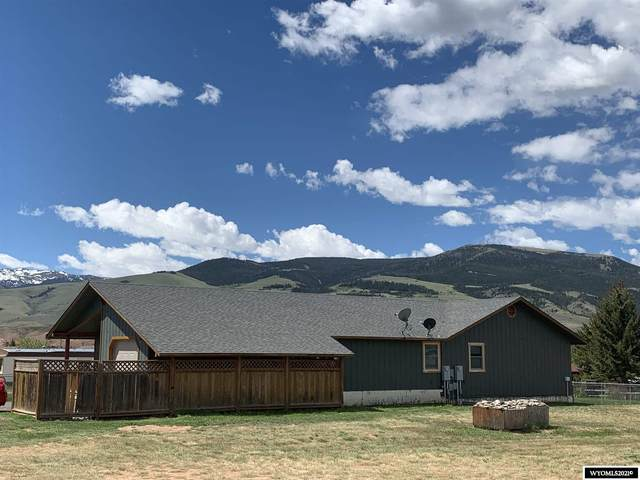 504 Barber Street, Dubois, WY 82513 (MLS #20211932) :: Real Estate Leaders