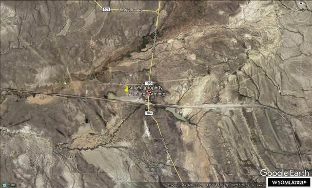 22870 Arminto Road, Arminto, WY 82630 (MLS #20211960) :: Lisa Burridge & Associates Real Estate