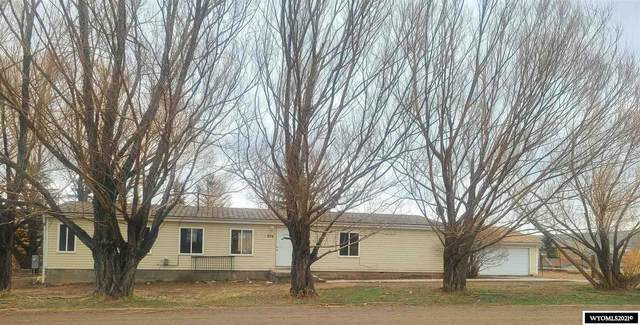 204 Homestretch, Evanston, WY 82930 (MLS #20211962) :: RE/MAX The Group