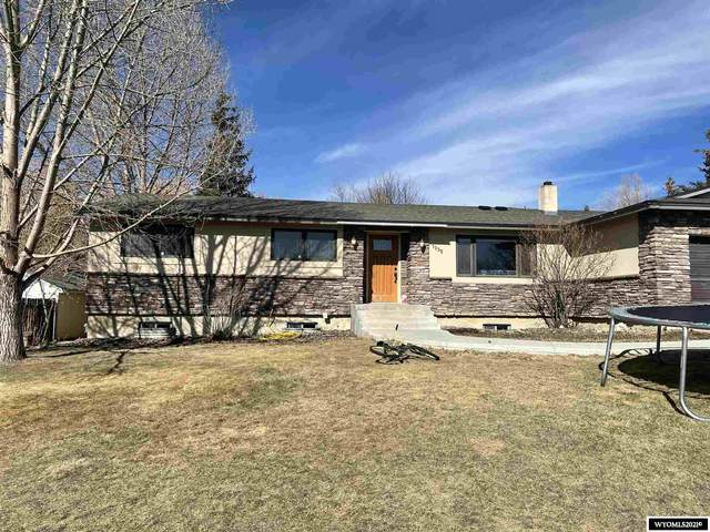 1335 7th West, Kemmerer, WY 83101 (MLS #20211967) :: RE/MAX The Group