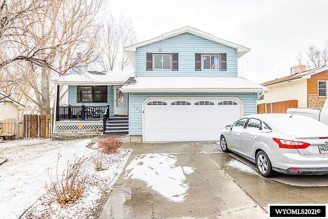 1629 Overland Drive, Rock Springs, WY 82901 (MLS #20211968) :: RE/MAX The Group