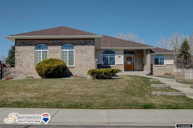 1400 Miracle Drive, Casper, WY 82609 (MLS #20211971) :: RE/MAX The Group