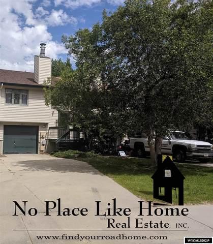 3225 Herrington Dr, Casper, WY 82604 (MLS #20211990) :: Lisa Burridge & Associates Real Estate