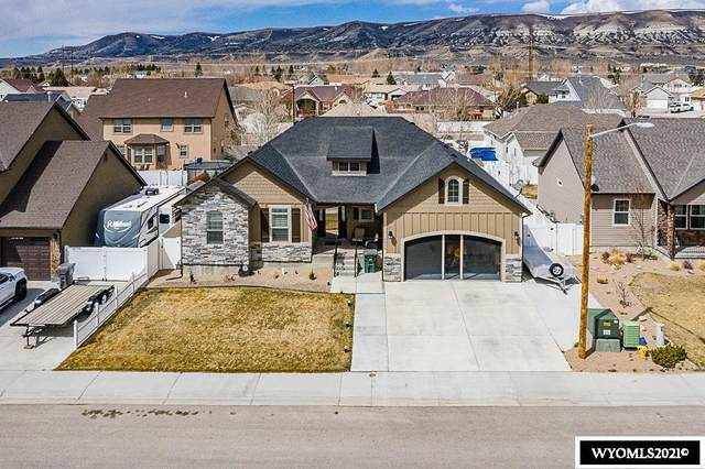 1010 Winchester Blvd, Rock Springs, WY 82901 (MLS #20212002) :: RE/MAX Horizon Realty