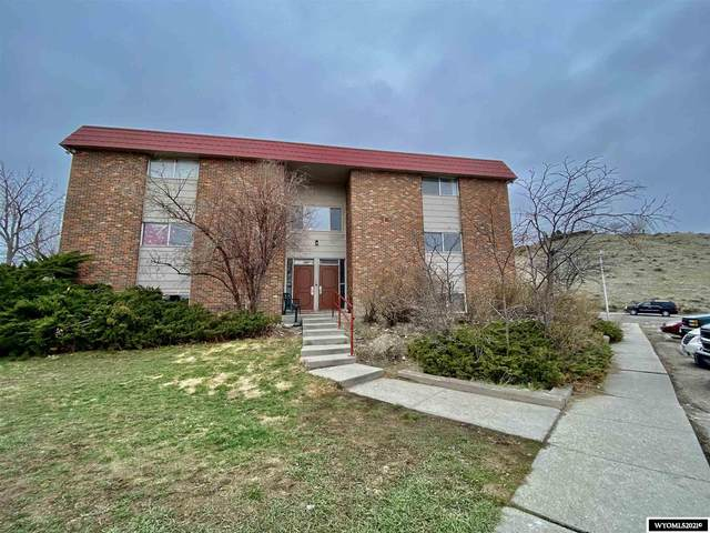 2401 Grandview #14, Casper, WY 82604 (MLS #20212014) :: RE/MAX Horizon Realty