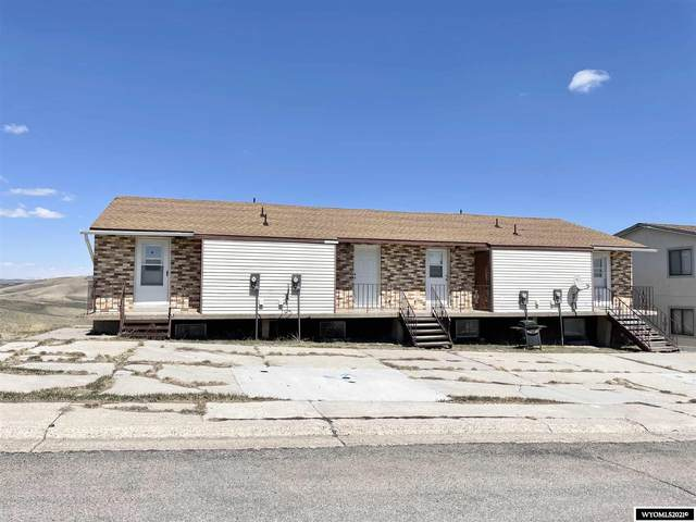 1809 Garnet, Kemmerer, WY 83101 (MLS #20212017) :: Lisa Burridge & Associates Real Estate