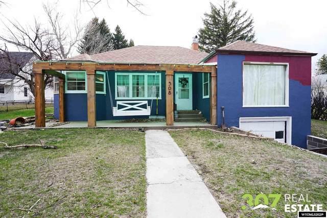 308 S Main Street, Buffalo, WY 82834 (MLS #20212025) :: Broker One Real Estate