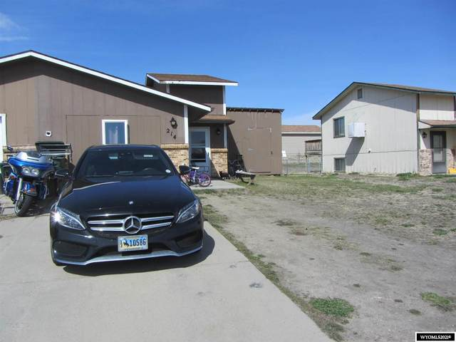 214 La Prele Drive, Douglas, WY 82633 (MLS #20212033) :: RE/MAX The Group