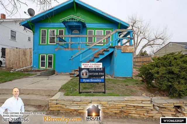 1130 S Boxelder Street, Casper, WY 82604 (MLS #20212035) :: Lisa Burridge & Associates Real Estate
