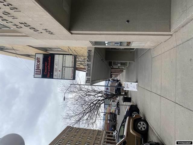 136 S Wolcott Street, Casper, WY 82601 (MLS #20212041) :: RE/MAX Horizon Realty