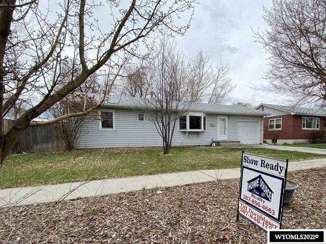 909 W Fremont Avenue, Riverton, WY 82501 (MLS #20212043) :: RE/MAX The Group