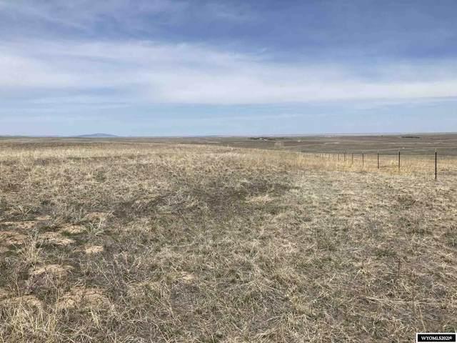 Lot #3 Buffalo Boulevard, Fort Laramie, WY 82212 (MLS #20212057) :: Broker One Real Estate