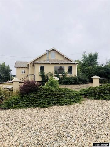 729 Fort Street, Buffalo, WY 82834 (MLS #20212060) :: Broker One Real Estate