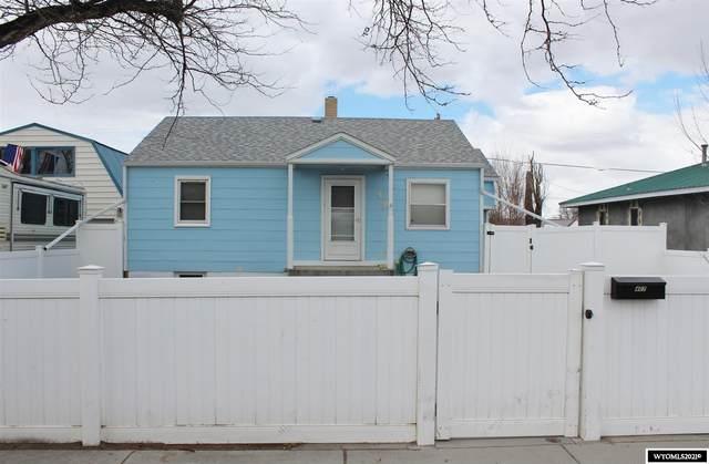 407 Obie Sue Avenue, Worland, WY 82401 (MLS #20212076) :: RE/MAX Horizon Realty