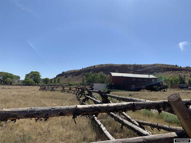 8 Red Creek Lane, Dubois, WY 82513 (MLS #20212080) :: RE/MAX The Group