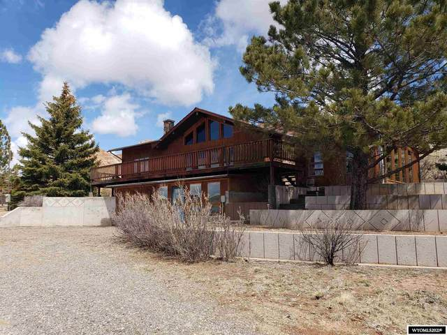 115 Clubhouse Drive, Dubois, WY 82513 (MLS #20212083) :: Broker One Real Estate