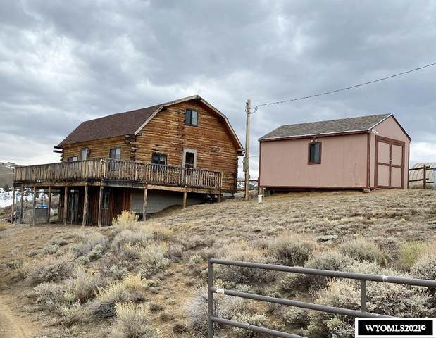 105 W Salina Street, Atlantic City, WY 82520 (MLS #20212090) :: RE/MAX The Group