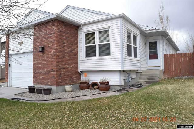 2005 Arthur Avenue, Rock Springs, WY 82901 (MLS #20212094) :: Broker One Real Estate