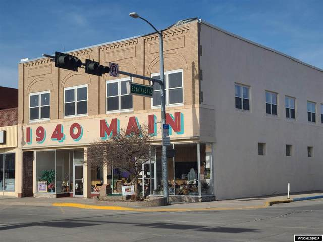 1940 Main Street, Torrington, WY 82240 (MLS #20212129) :: RE/MAX The Group