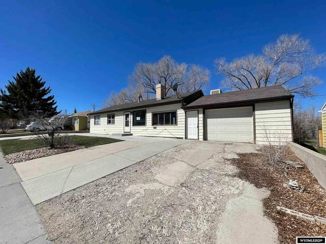 110 Agate, Rock Springs, WY 82901 (MLS #20212131) :: Lisa Burridge & Associates Real Estate