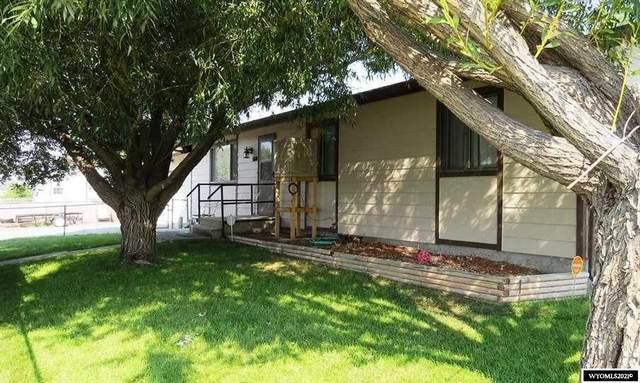 160 Gardens North Drive, Riverton, WY 82501 (MLS #20212139) :: Real Estate Leaders