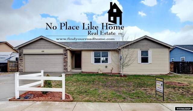 622 Wagon Trail, Evansville, WY 82609 (MLS #20212141) :: Real Estate Leaders