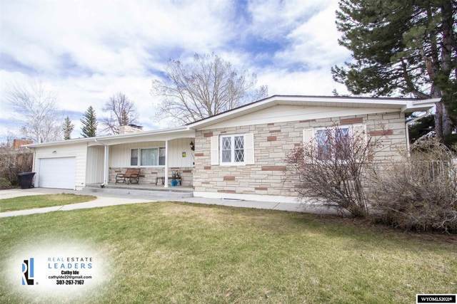 1321 Beaumont Drive, Casper, WY 82601 (MLS #20212150) :: RE/MAX The Group