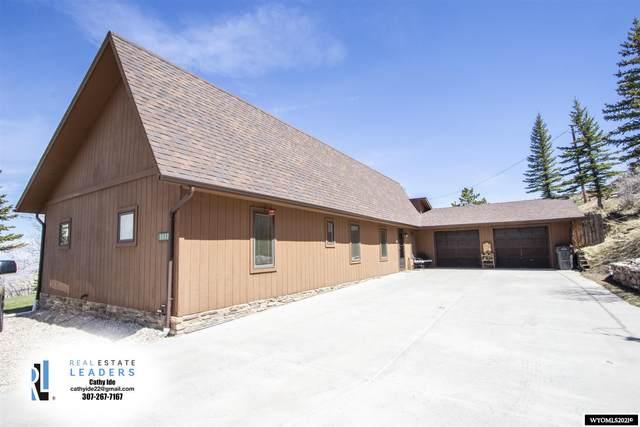 3337 Garden Creek Road, Casper, WY 82601 (MLS #20212151) :: Real Estate Leaders