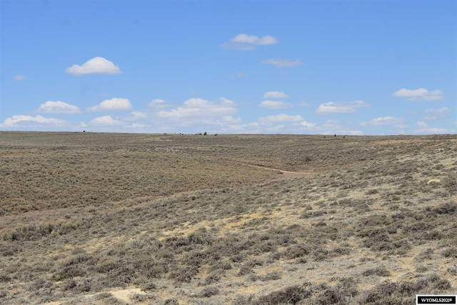 Tracts 13,14,15 County Road 173, Evanston, WY 82930 (MLS #20212170) :: Real Estate Leaders