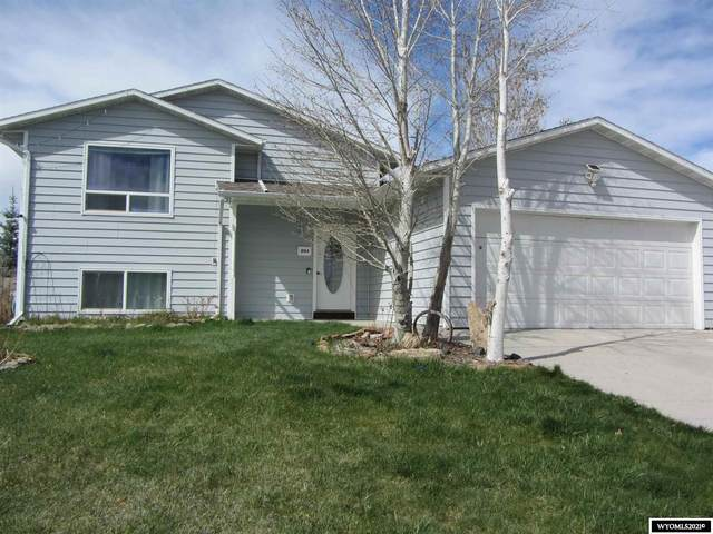 204 Bow Street, Douglas, WY 82633 (MLS #20212172) :: RE/MAX The Group