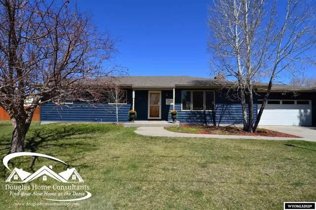 1254 Birch Street, Douglas, WY 82633 (MLS #20212190) :: Lisa Burridge & Associates Real Estate