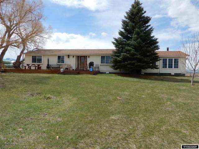 102 Cedar Butte Rd, Lander, WY 82520 (MLS #20212191) :: RE/MAX Horizon Realty